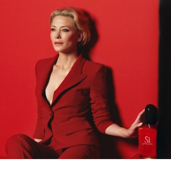 Armani Sì  Passione Eau de Parfum voor Vrouwen  50 ml Limited Edition