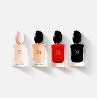 Armani Sì  Passione eau de parfum pour femme 50 ml edition limitée