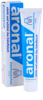Aronal Dental Care Zahnpasta zum Schutz von Zähnen und Zahnfleisch