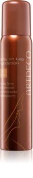 Artdeco Spray on Leg Foundation spray con color para piernas