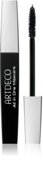 Artdeco All in One Mascara rimel pentru volum, styling și curbarea genelor