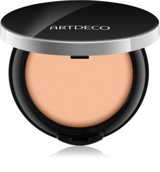 Artdeco Double Finish krémový kompaktní make-up