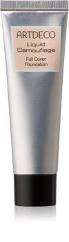 Artdeco Liquid Camouflage Full Cover Foundation tekoči puder z ekstremno prekrivnostjo za vse tipe kože