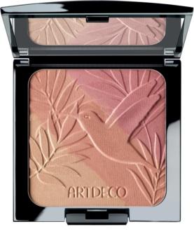 Artdeco Beauty of Nature driekleurige blusher