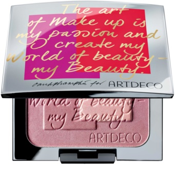 Artdeco The Art of Beauty Puder-Rouge