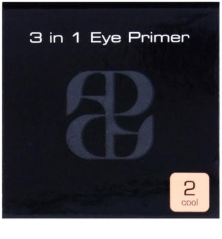 Artdeco Art Couture 3in1 Eye Primer sminkalap a szemhéjfesték alá 3 az 1-ben
