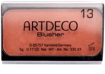 Artdeco Blusher púdrová tvárenka v praktickom magnetickom puzdre