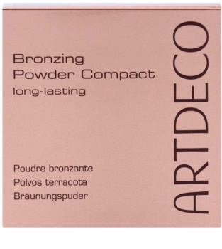 Artdeco Hello Sunshine Bronzing Powder Compact компактна пудра-бронзантор