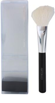 Artdeco Brush пензлик для нанесення рум'ян з натуральної  шерсті