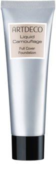 Artdeco Cover & Correct tekoči puder z ekstremno prekrivnostjo