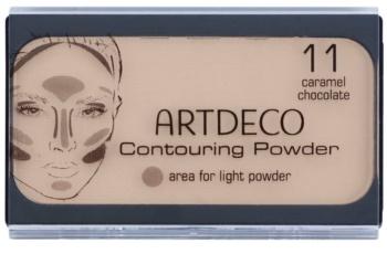 Artdeco Contouring Powder puder za konture