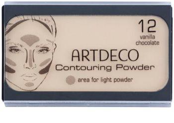 Artdeco Contouring Powder kontúrovací púder
