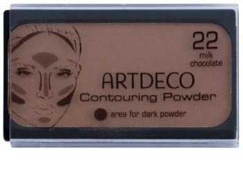 Artdeco Contouring Powder puder do konturowania