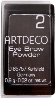 Artdeco Eye Brow Powder pudra  pentru sprancene