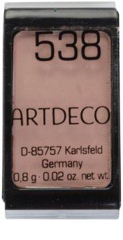 Artdeco Eyeshadow Matt pudrové očné tiene v praktickom magnetickom puzdre