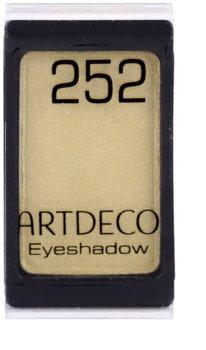 Artdeco Talbot Runhof Eye Shadow matné oční stíny