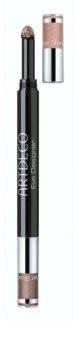 Artdeco Eye Designer Applicator dvostrana olovka za aplikaciju za sjenila za oči