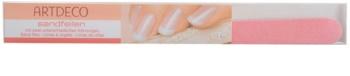 Artdeco Sand Files klasický pilník na nechty s dvomi hrubosťami 6 ks