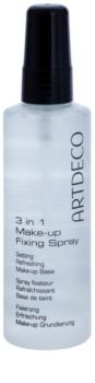 Artdeco 3 in 1 Make Up Fixing Spray make-up fixáló spray
