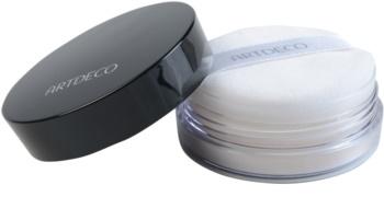 Artdeco Fixing Powder pudra transparent cu aplicator