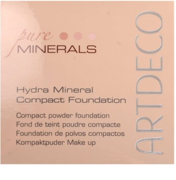 Artdeco Hydra Mineral Compact Foundation das pudrige Kompakt-Make-up