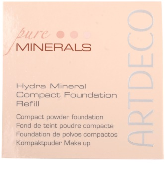 Artdeco Hydra Mineral Compact Foundation Refill puder w kompakcie - napełnienie