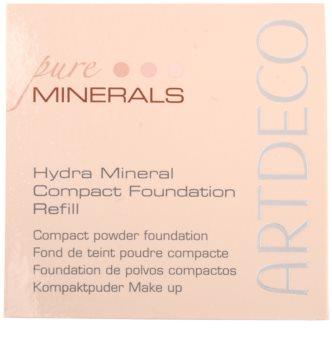 Artdeco Hydra Mineral Compact Foundation Refill компактний пудровий тональний засіб - наповнювач