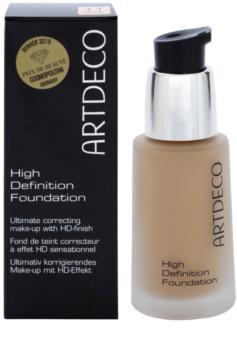 Artdeco High Definition Foundation kremasti tekoči puder