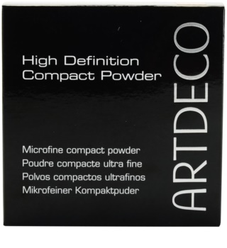 Artdeco High Definition Compact Powder puder w kompakcie