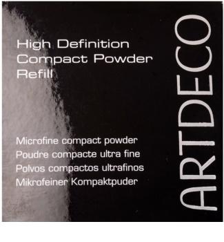 Artdeco High Definition kompakt púder utántöltő