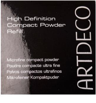 Artdeco High Definition kompaktni puder nadomestno polnilo