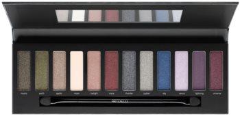 Artdeco Most Wanted Eyeshadow Palette Palette mit pudrigen Lidschatten