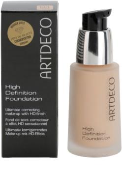 Artdeco High Definition Foundation fondotinta in crema