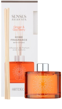 Artdeco Asian Spa New Energy Aroma Diffuser mit Nachfüllung 100 ml  Ginger & Goji Berry