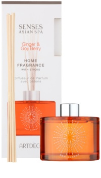 Artdeco Asian Spa New Energy aroma diffúzor töltelékkel 100 ml  Ginger & Goji Berry