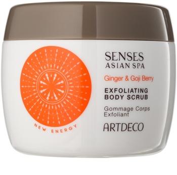 Artdeco Asian Spa New Energy revitalizační peeling na tělo