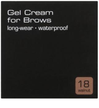 Artdeco Gel Cream for Brow Long Wear Waterproof Wenkbrauw Pommade  Waterproof