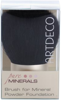 Artdeco Mineral Powder Foundation pensula pentru machiaj pudra minerala