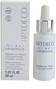 Artdeco Mineral Powder Foundation aufhellendes Serum