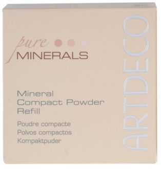 Artdeco Mineral Compact Powder Refill kompaktowy puder mineralny napełnienie