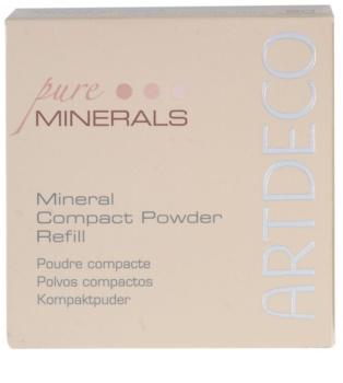 Artdeco Pure Minerals Compacte Poeder  Navulling