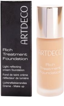Artdeco Rich Treatment Foundation fondotinta in crema illuminante