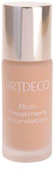 Artdeco Rich Treatment Foundation rozjasňujúci krémový make-up