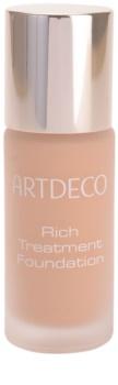 Artdeco Rich Treatment Foundation rozświetlający, kremowy podkład