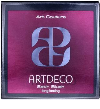 Artdeco Art Couture Satin Blush Long-Lasting стійкі рум'яна