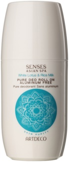 Artdeco Asian Spa Skin Purity desodorizante suave roll-on sem aluminio