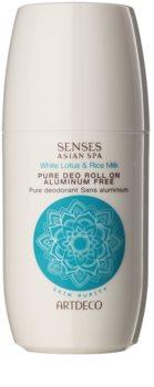 Artdeco Asian Spa Skin Purity jemný deodorant roll-on bez obsahu hliníku