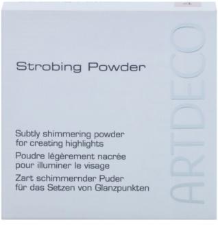 Artdeco Strobing сяюча пудра  для досконалого вигляду