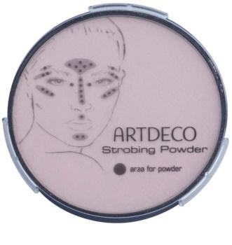 Artdeco Strobing pudra pentru luminozitate rezervă