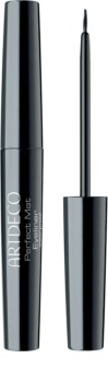 Artdeco Perfect Mat Eyeliner Waterproof tekuté oční linky s matným efektem